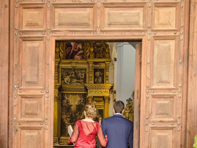 La boda de Irene y Rubén en Cuenca, Cuenca 12