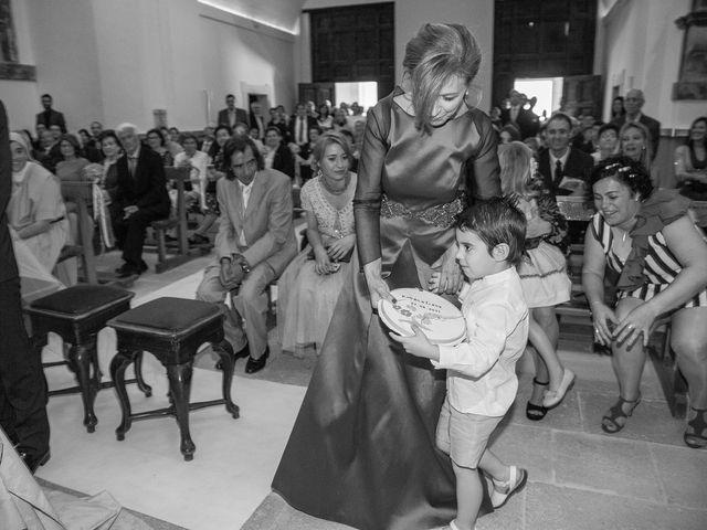 La boda de Irene y Rubén en Cuenca, Cuenca 14