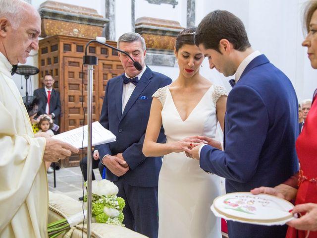 La boda de Irene y Rubén en Cuenca, Cuenca 15