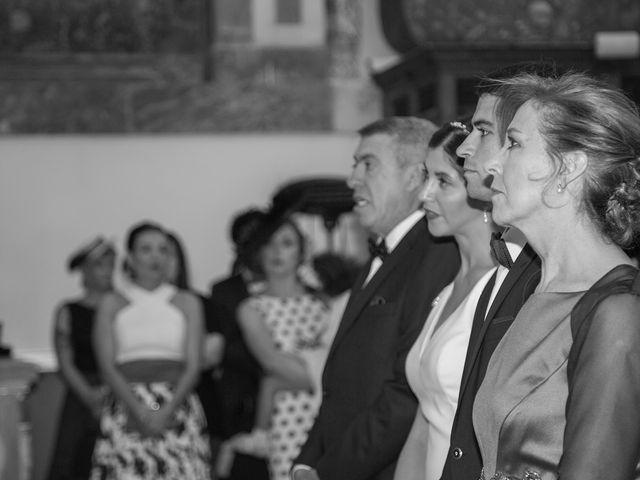 La boda de Irene y Rubén en Cuenca, Cuenca 16