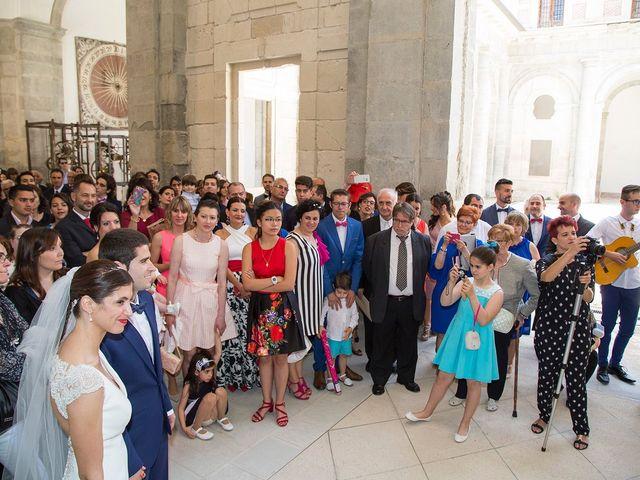 La boda de Irene y Rubén en Cuenca, Cuenca 17