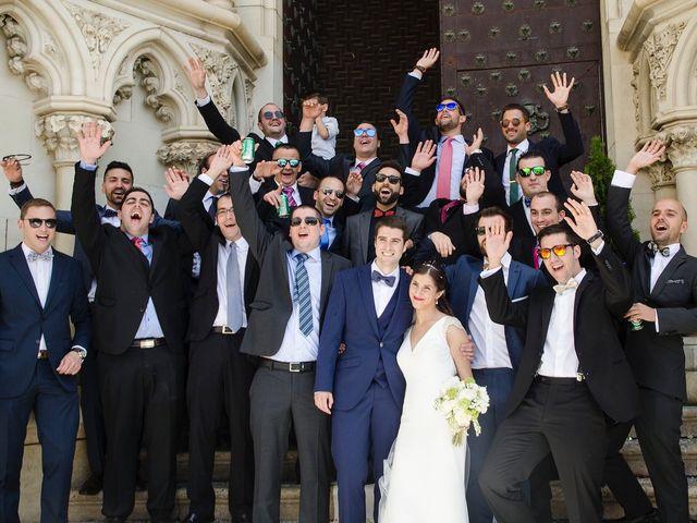 La boda de Irene y Rubén en Cuenca, Cuenca 20