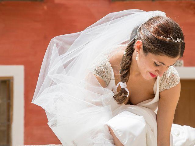 La boda de Irene y Rubén en Cuenca, Cuenca 21