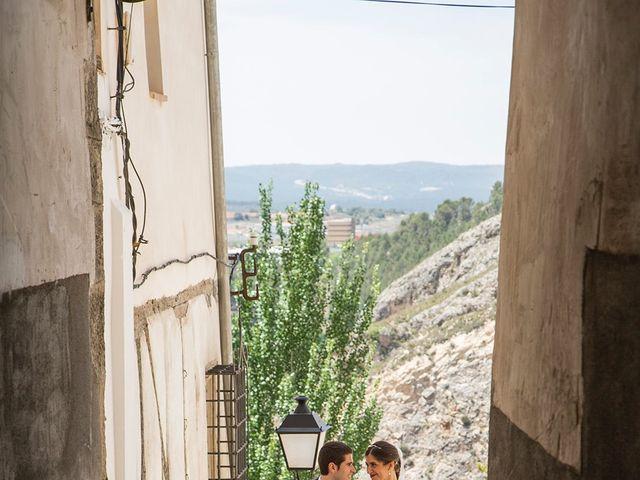 La boda de Irene y Rubén en Cuenca, Cuenca 22