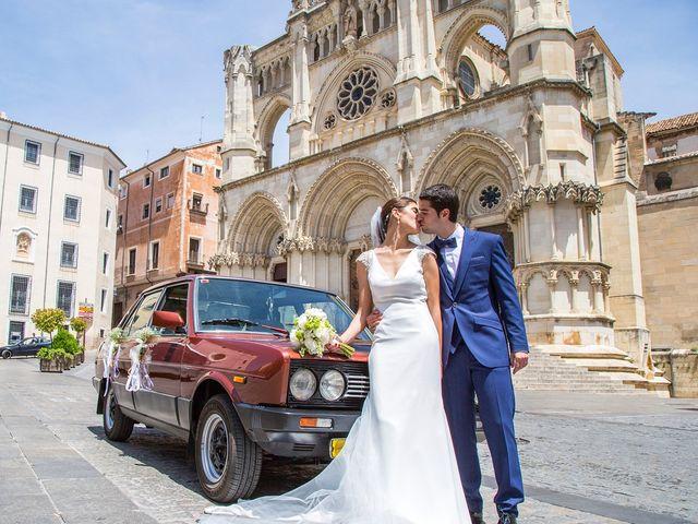 La boda de Irene y Rubén en Cuenca, Cuenca 24