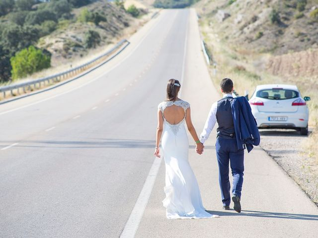 La boda de Irene y Rubén en Cuenca, Cuenca 34