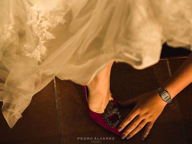 La boda de Andrés y Desirée en Tejeda, Las Palmas 7