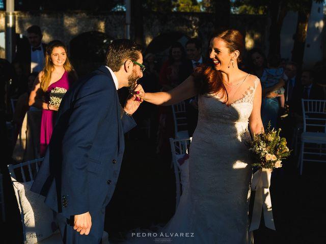 La boda de Andrés y Desirée en Tejeda, Las Palmas 8