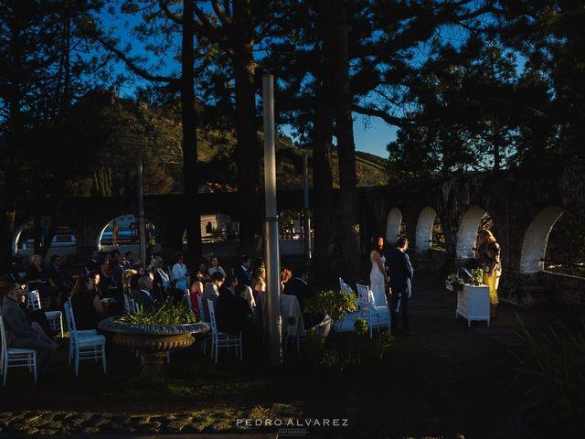 La boda de Andrés y Desirée en Tejeda, Las Palmas 9