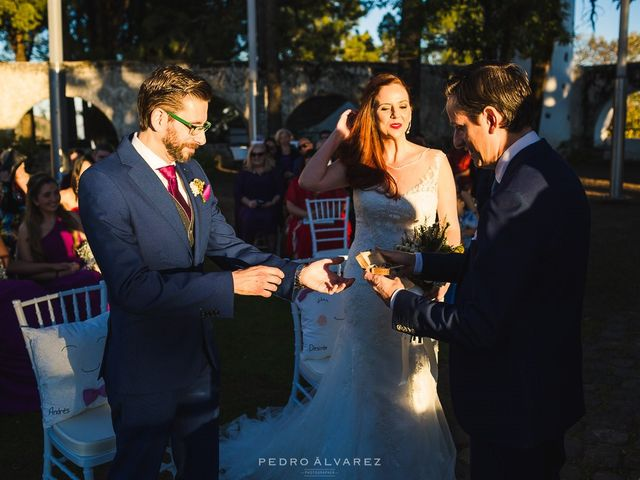 La boda de Andrés y Desirée en Tejeda, Las Palmas 13