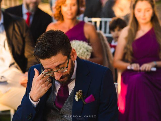 La boda de Andrés y Desirée en Tejeda, Las Palmas 14
