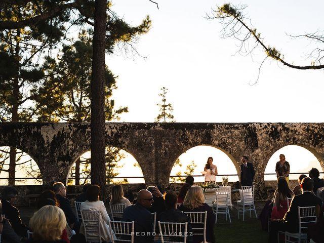 La boda de Andrés y Desirée en Tejeda, Las Palmas 15