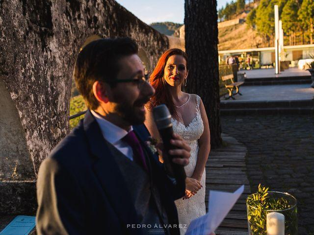 La boda de Andrés y Desirée en Tejeda, Las Palmas 16