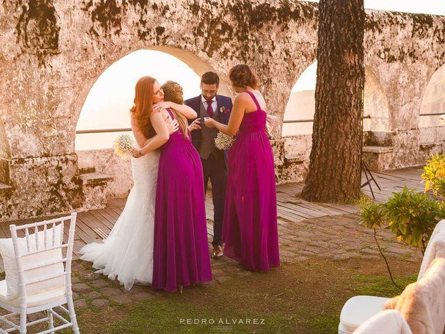 La boda de Andrés y Desirée en Tejeda, Las Palmas 18