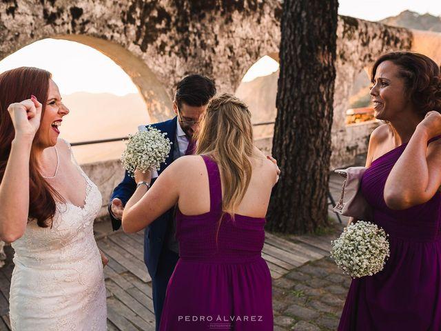 La boda de Andrés y Desirée en Tejeda, Las Palmas 19