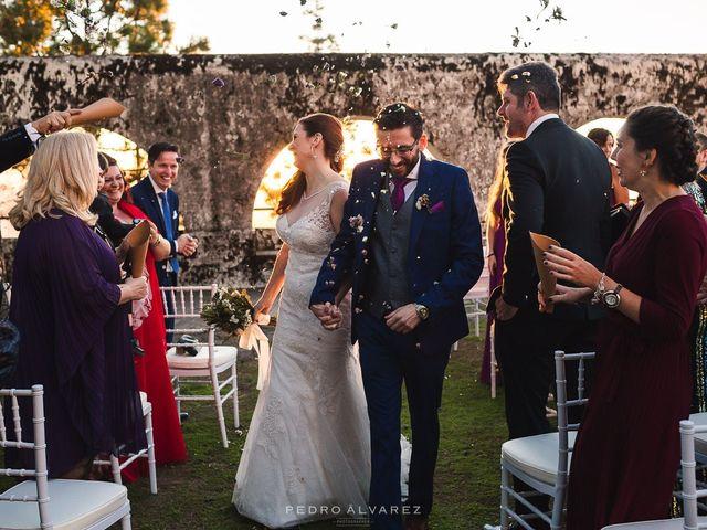 La boda de Andrés y Desirée en Tejeda, Las Palmas 20