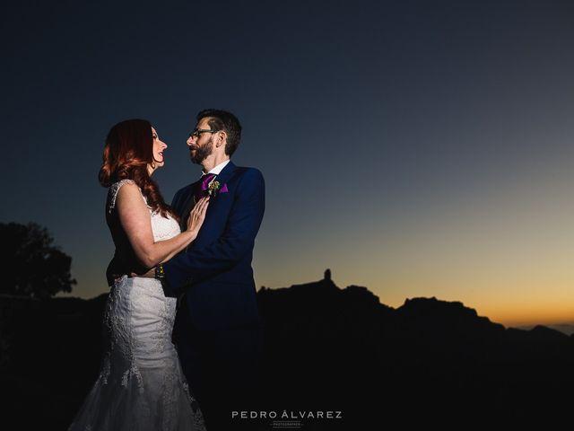 La boda de Andrés y Desirée en Tejeda, Las Palmas 21