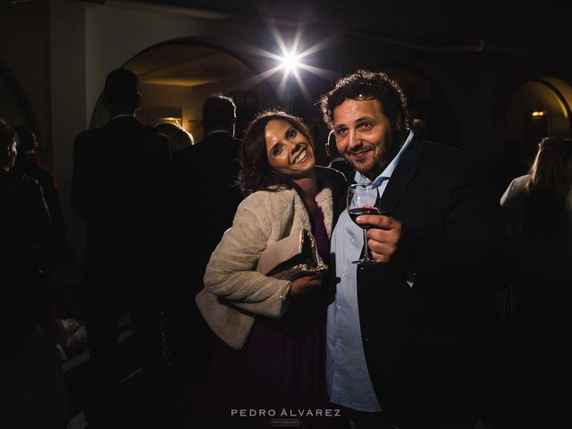 La boda de Andrés y Desirée en Tejeda, Las Palmas 22