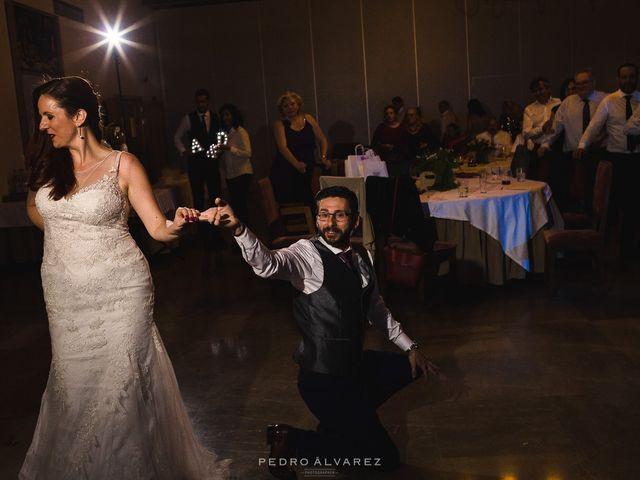 La boda de Andrés y Desirée en Tejeda, Las Palmas 31