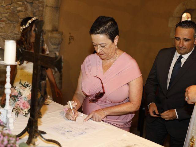 La boda de EDU y ESTHER en Riells, Girona 50