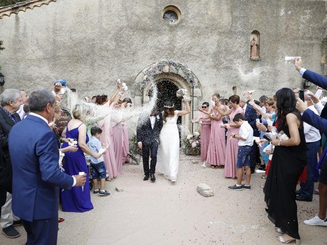 La boda de EDU y ESTHER en Riells, Girona 51