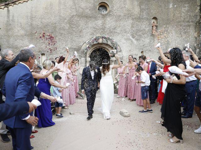 La boda de EDU y ESTHER en Riells, Girona 52