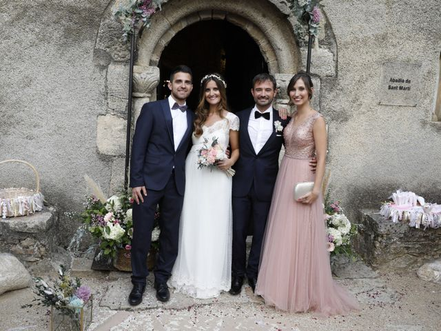 La boda de EDU y ESTHER en Riells, Girona 55