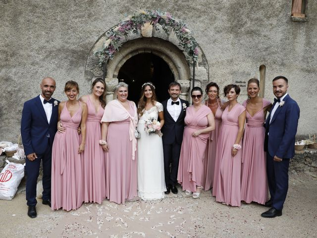 La boda de EDU y ESTHER en Riells, Girona 56