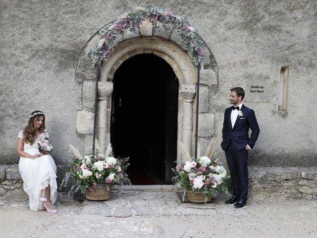 La boda de EDU y ESTHER en Riells, Girona 59