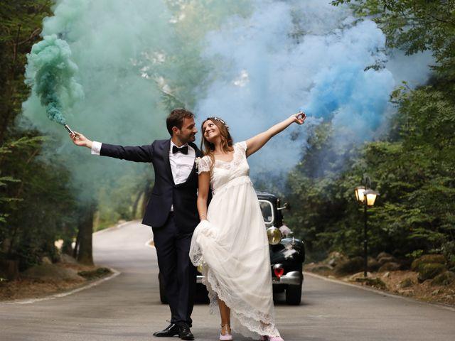 La boda de EDU y ESTHER en Riells, Girona 69