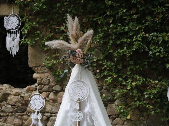 La boda de EDU y ESTHER en Riells, Girona 73