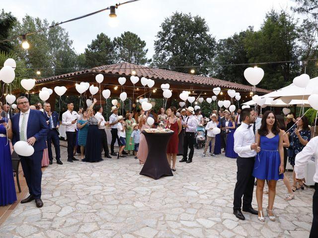 La boda de EDU y ESTHER en Riells, Girona 74