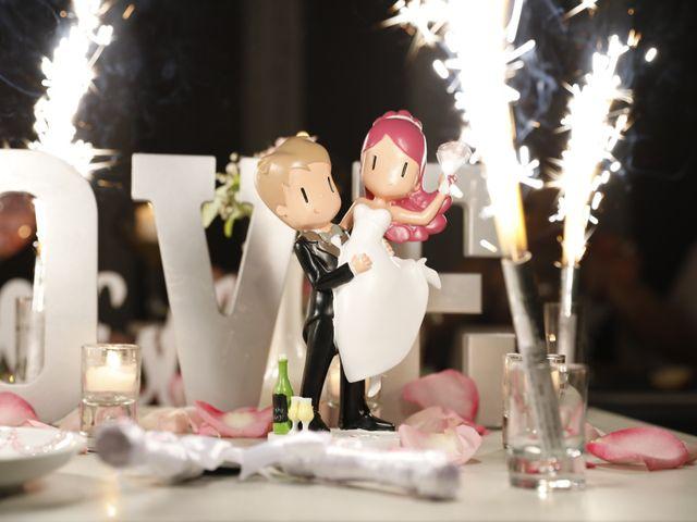 La boda de EDU y ESTHER en Riells, Girona 87