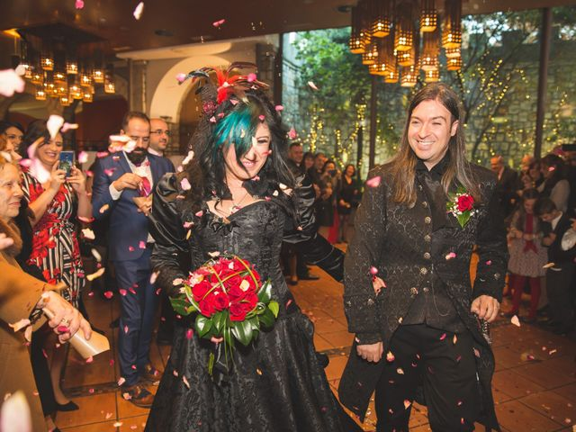 La boda de David y Gema en Madrid, Madrid 9