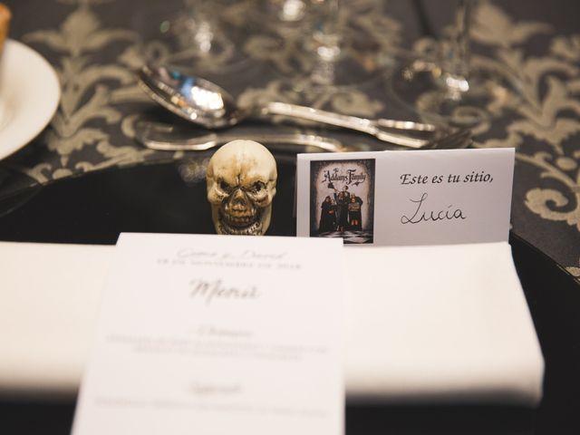 La boda de David y Gema en Madrid, Madrid 17
