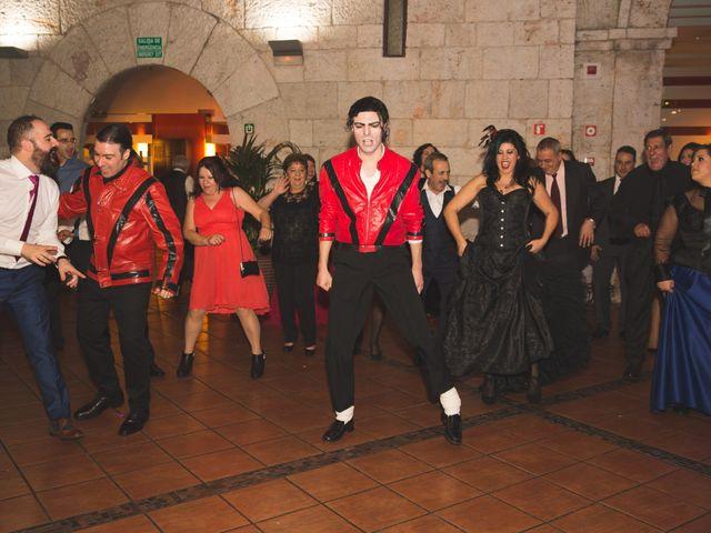 La boda de David y Gema en Madrid, Madrid 25