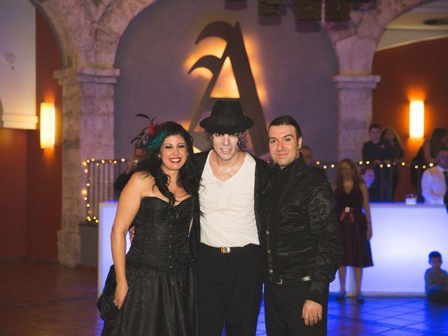 La boda de David y Gema en Madrid, Madrid 27