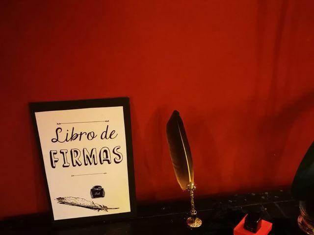 La boda de David y Gema en Madrid, Madrid 30