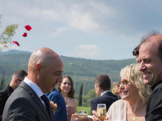 La boda de Jordi y Christiane  en Santa Coloma De Farners, Girona 4