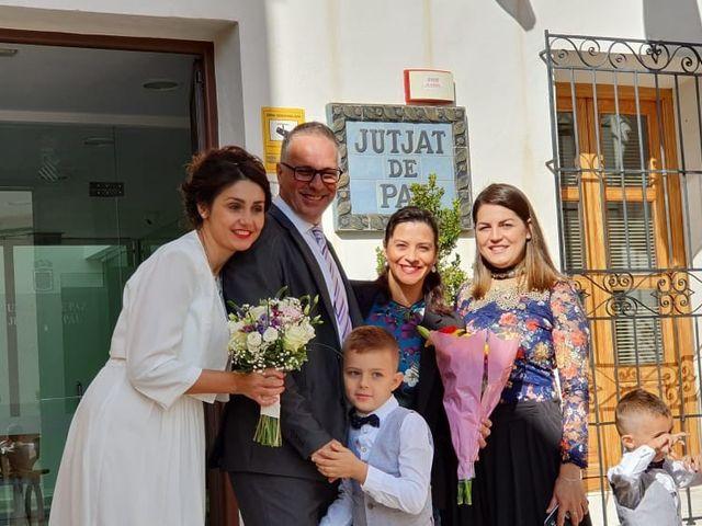 La boda de Marco y Daniela en Calp/calpe, Alicante 2