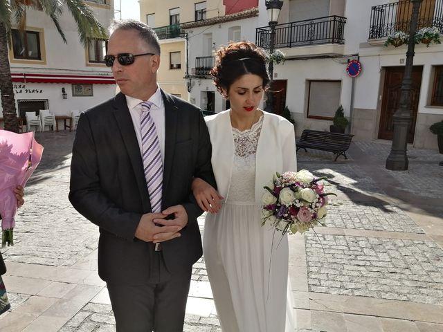 La boda de Marco y Daniela en Calp/calpe, Alicante 6