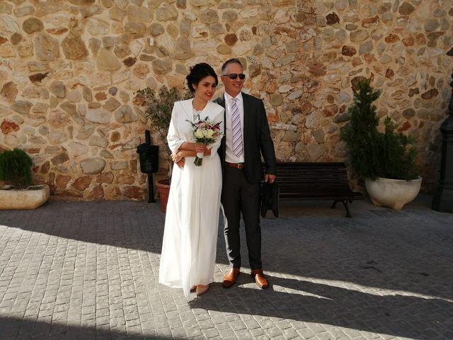 La boda de Marco y Daniela en Calp/calpe, Alicante 8