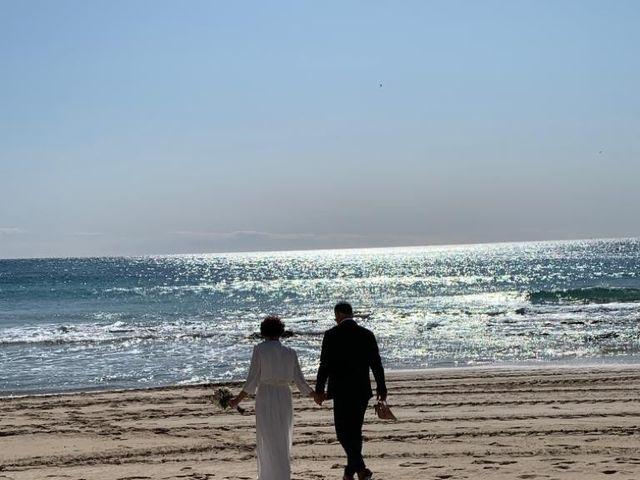 La boda de Marco y Daniela en Calp/calpe, Alicante 9