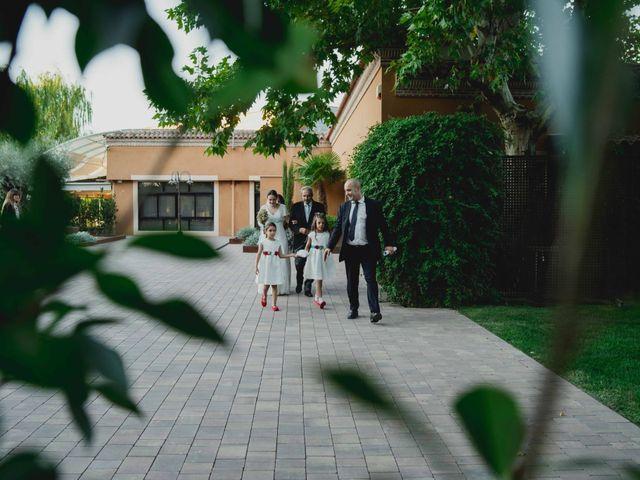 La boda de Jaime y Estefania en Leganés, Madrid 14