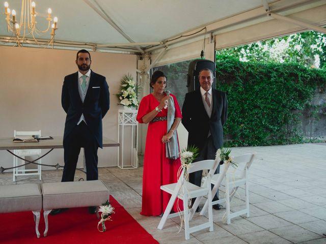 La boda de Jaime y Estefania en Leganés, Madrid 16