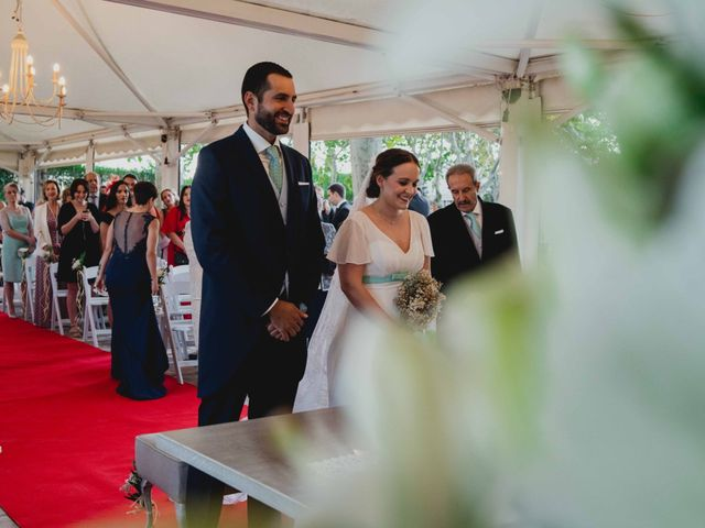 La boda de Jaime y Estefania en Leganés, Madrid 18