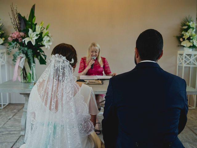La boda de Jaime y Estefania en Leganés, Madrid 20