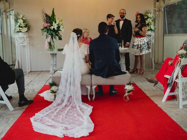 La boda de Jaime y Estefania en Leganés, Madrid 22