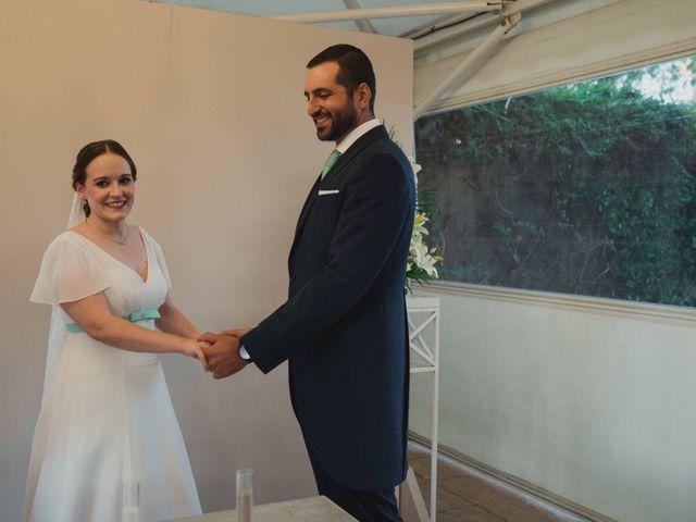 La boda de Jaime y Estefania en Leganés, Madrid 23