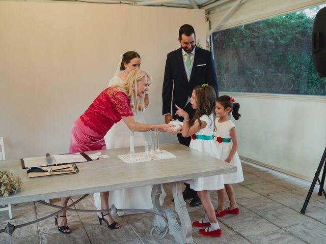 La boda de Jaime y Estefania en Leganés, Madrid 24